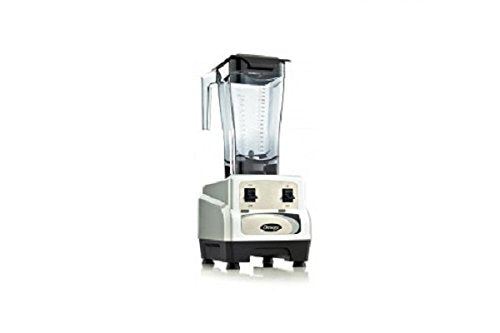 Omega BL420S 3 Peak Horse Power Commercial Blender, High/Low Toggle Controls, 64-Ounce, Silver