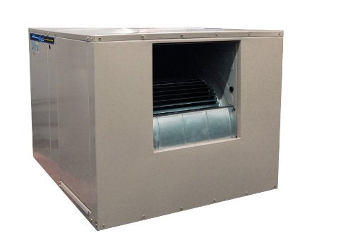 MasterCool AS2C7112 Side-Draft Evaporative Cooler with 2,300 Square Foot Cooling, 7,000 CFM