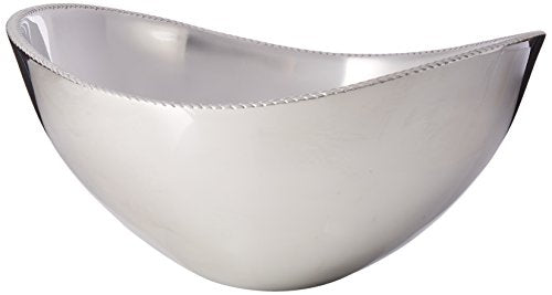 Nambe Braid Serving Bowl, Large