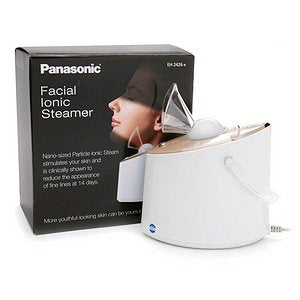 Panasonic EH2426N Facial Ionic Steamer with Nano Steam