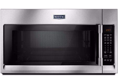Maytag MMV5220FZ Over the Range 2.10 cu. ft Capacity Microwave
