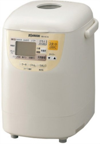 [Remaining] eat rice bread home bakery white ZOJIRUSHI BB-HC10-WB