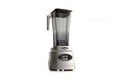 Omega BL660S 3-HP Variable Speed Blender, 82-Ounce, Silver (Discontinued by Manufacturer)
