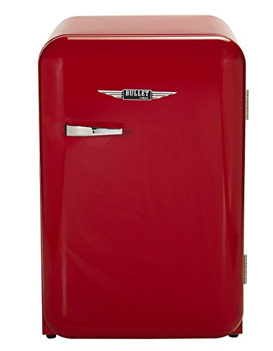 Bull Outdoor Products 79500 Bel Air Compact Fridge, Red