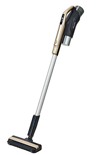 Panasonic StickType Cordless Cyclone Vacuum Cleaner MC-SBU410J-N (Champagne Gold)【Japan Domestic genuine products】