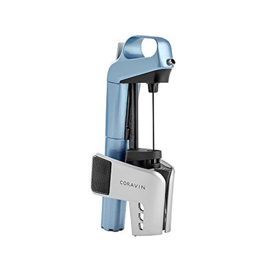 Coravin Model Limited Edition Wine Preservation System, Steel Blue