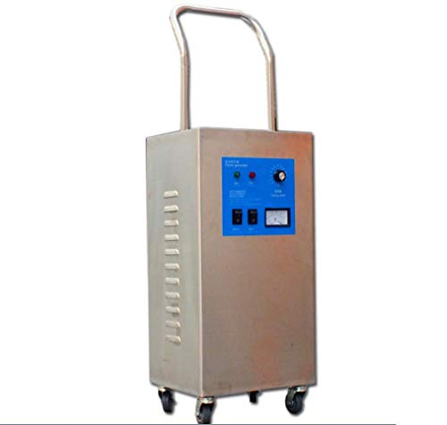 KUNHEWUHUA 10g/h Ozone Generator Portable Purifier Sterilizer Industrial Ozone Disinfector