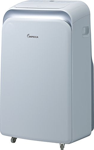 Impecca FBA_IPAH14-KS 14,000 BTU Heat & Cool Portable Air Conditioner with Electronic Controls, h