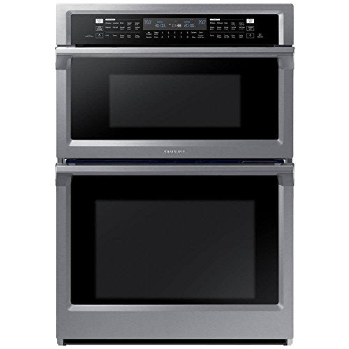 Samsung NQ70M6650DS/NQ70M6650DS/AA/NQ70M6650DS/AA NQ70M6650DS Stainless Combination Microwave Wall Oven