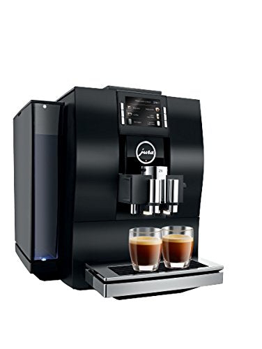 Jura 15182 Automatic Coffee Machine Z6, Aluminum Black