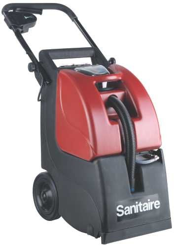 Sanitaire Carpet Extractor, 1.2 Horse Power for 15Amp Commercial Motor, 3.0 Gallon Tank, 12 in. -2464773