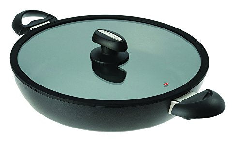 Scanpan IQ 12-1/2-Inch Covered Chef Pan