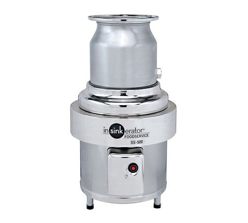 Insinkerator SS-500-28 Large Capacity Commercial Waste Disposer