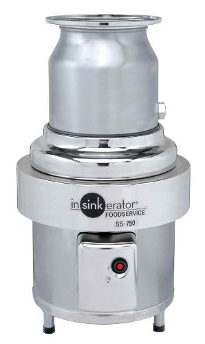 Insinkerator SS-1000-10 Large Capacity Commercial Waste Disposer