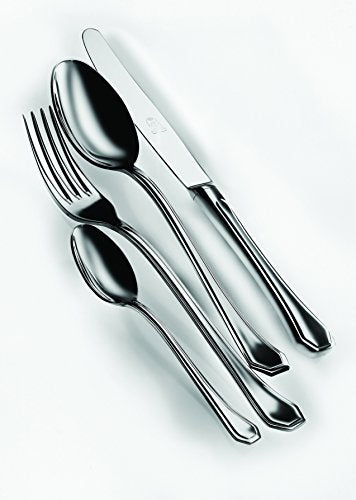 Mepra 30-Piece Cellini Moka Cutlery Set