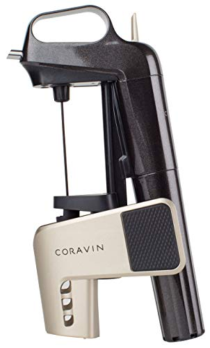 Coravin 112163 Limited Edition II Advanced Preservation System and Wine Bottle Opener, Includes 4 Argon Capsules and Display Base, Starry Night