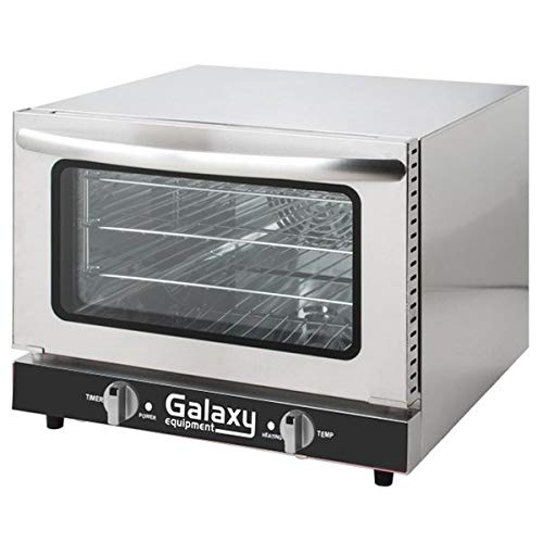 TableTop King COE3H Half Size Countertop Convection Oven - 120V