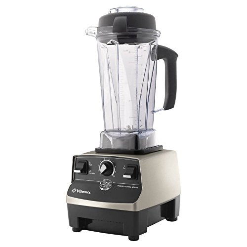 Vitamix 5200 -Color Brushed Stainless, 7 Yr Warranty Variable Speed Countertop Blender with 2+ Hp Motor and 64-ounce Jar (64 OZ, BRUSHED STAINLESS)