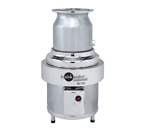 Insinkerator SS-1000-12 Large Capacity Commercial Waste Disposer