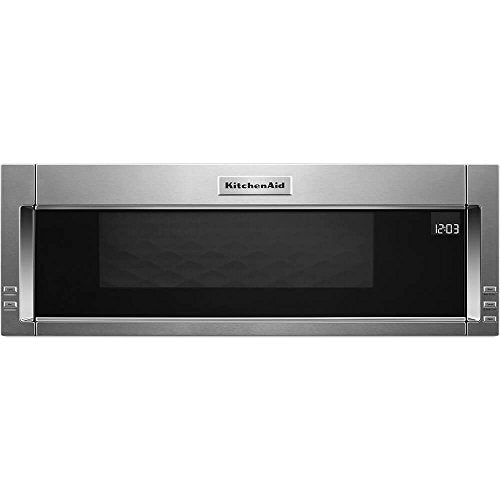 KitchenAid KMLS311HSS 1.1 Cu. Ft. Stainless Over-the-Range Microwave