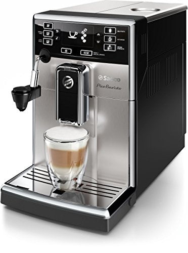 Philips Saeco Saeco HD8924/47 PicoBaristo AMF Automatic Espresso Machine, Stainless Steel, 21,