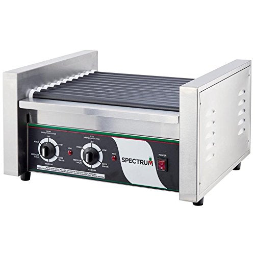 WINCO EHD-30NS, SPECTRUM HOT DOG GRILL, NSF-4