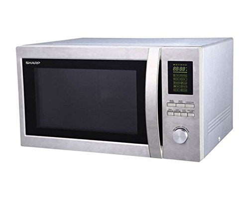 Sharp R-78BT(ST) 43-Liter Microwave Oven with Grill, 220 Volts (Not for USA)