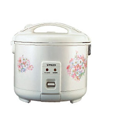Tiger Electronic Rice Cooker, 10 Cups