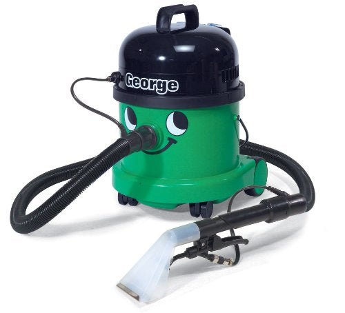 "NaceCare GVE 370 ""George"" Wet/Dry/ Extractor Vacuum with a 26A kit"