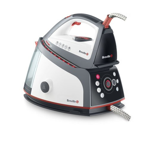 220-240 Volt/ 50Hz, Breville BRVIN170X Steam Generator Iron, FOR OVERSEAS USE ONLY, WILL NOT WORK IN THE US