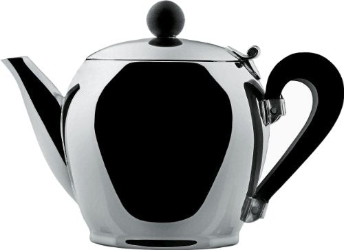 Bombe 2-qt. Teapot Finish: Stainless Steel