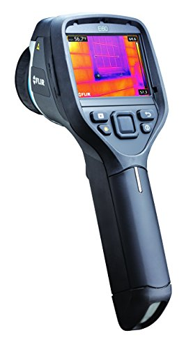 FLIR 64501-0501 Compact Thermal Imaging Camera with 160 x 120 IR Resolution and MSX