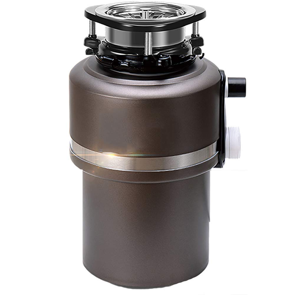 Food Waste Disposer, Household Compact Feed Kitchen Garbage Disposal,32 20 cm,220V,560W,2800 RPM