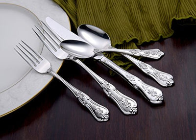 Liberty Tabletop Kensington 45 Piece Set for 8 MADE IN USA