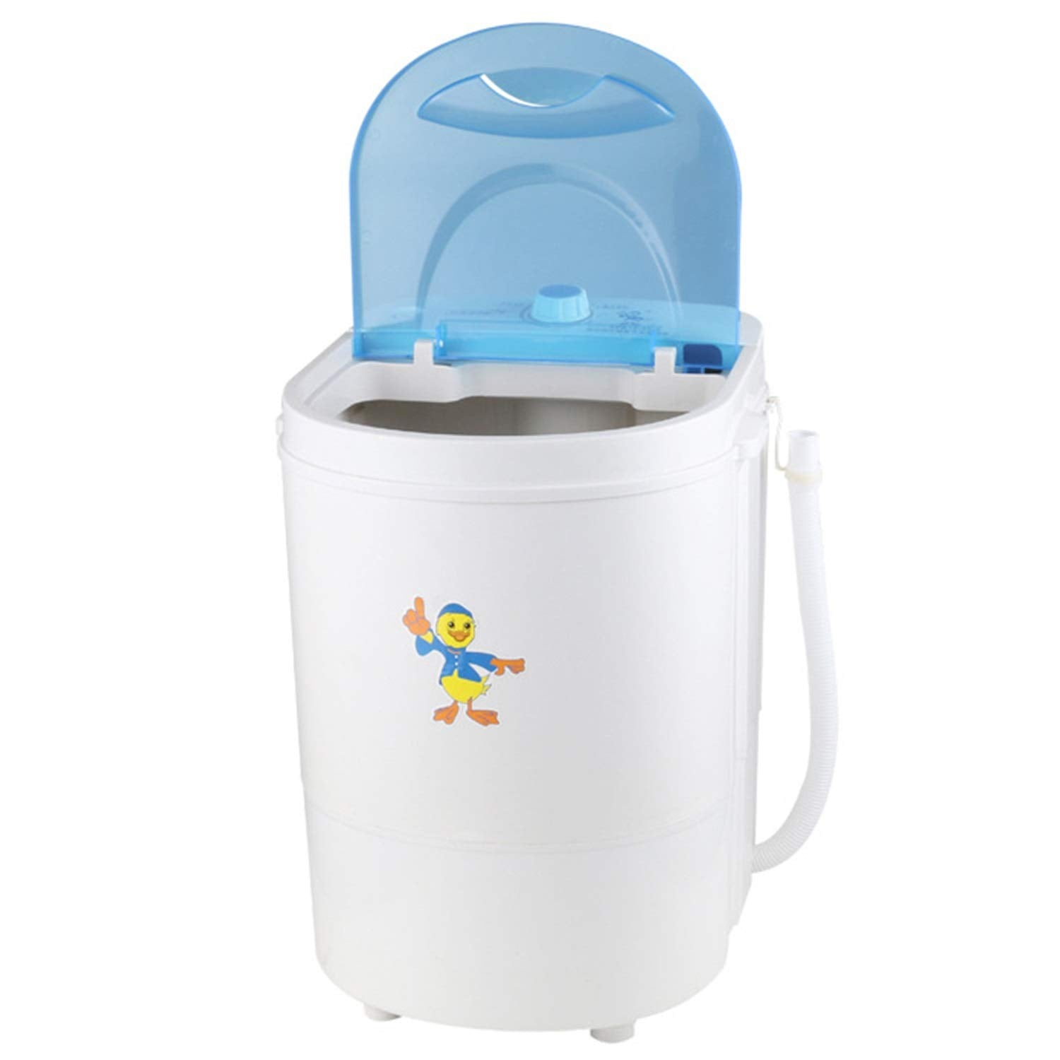 High Capacity Large Household Appliances, Mini Portable Washing Machine, Children's Clothing Dryer, Dryer, Dormitory, Household, Small Mother and Baby Dehydration Washing Machine