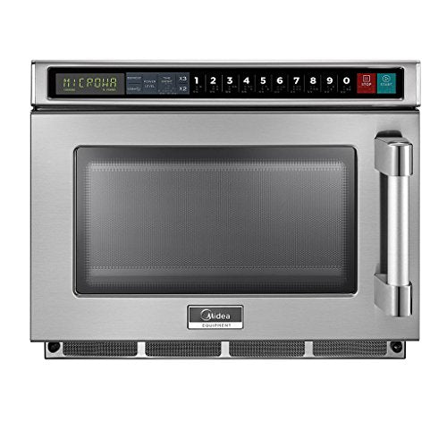 Midea 1817G1A Stackable Heavy Duty 1800W Microwave Oven