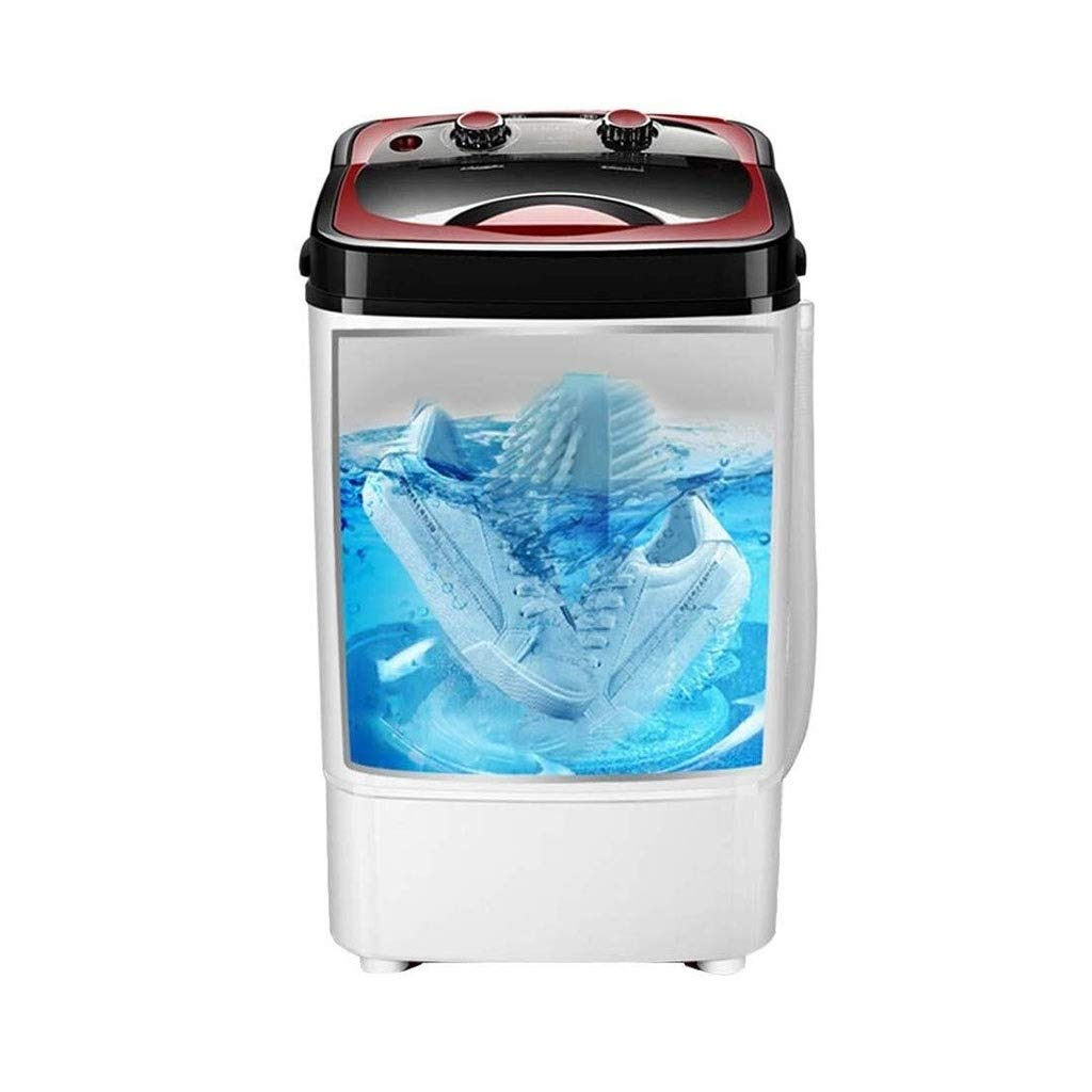 Portable Shoes Washing Machine, Smart Small Home Shoes Washer Mini Lazy Shoes Brush Artifact Non-Automatic Possess Odor Elimination