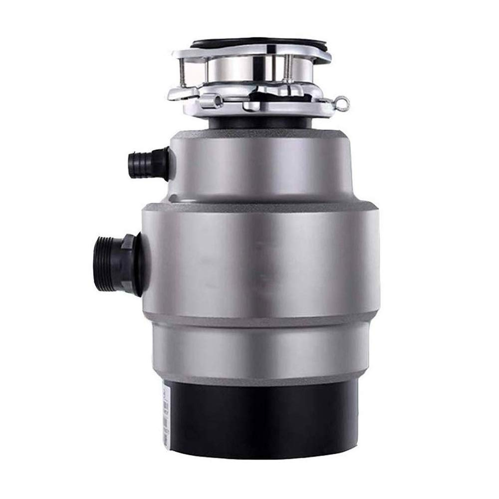 SMLZV Garbage Disposer - Household Food Waste Disposer,400W Household Kitchen Garbage Disposal