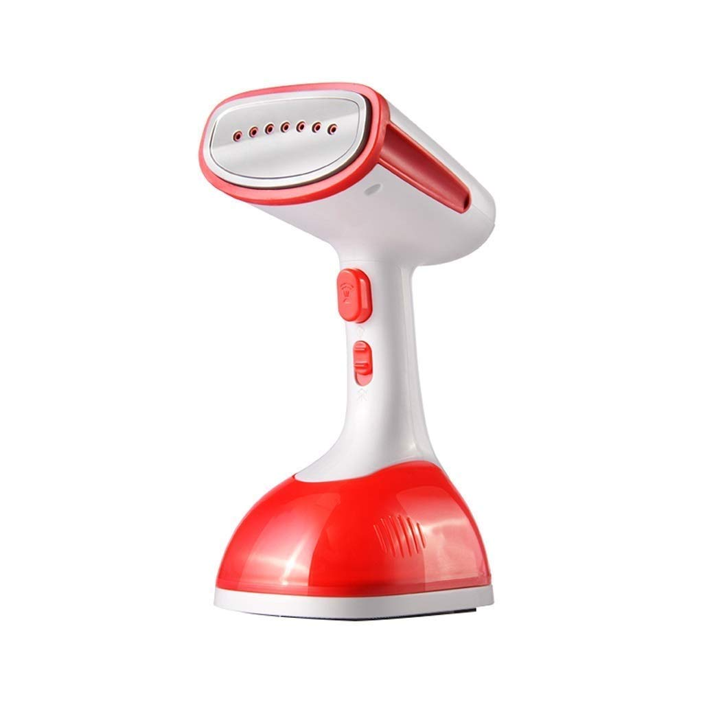 Handheld Travel Steam Hanging Machine Household Portable Small Ironing Ironing Ironing Machine Iron Grateful for everything (Color : 2A)