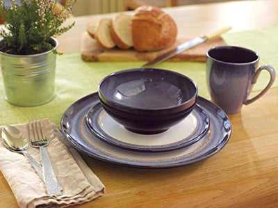 Denby Heather 16-Piece Dinnerware Set