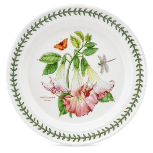Portmeirion Exotic Botanic Garden Salad Plates, Arborea, Set of 6