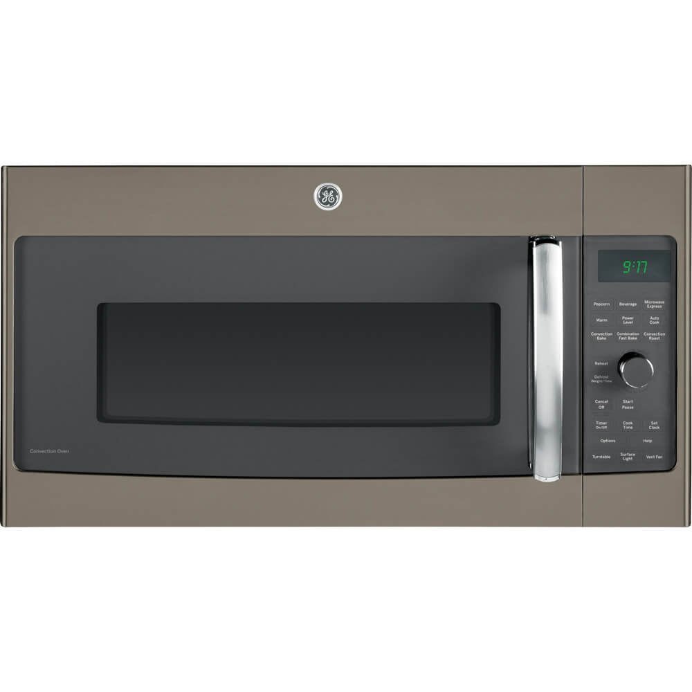 GE PVM9179EFES Profile 1.7 Cu. Ft. Slate Over-the-Range Microwave - Convection