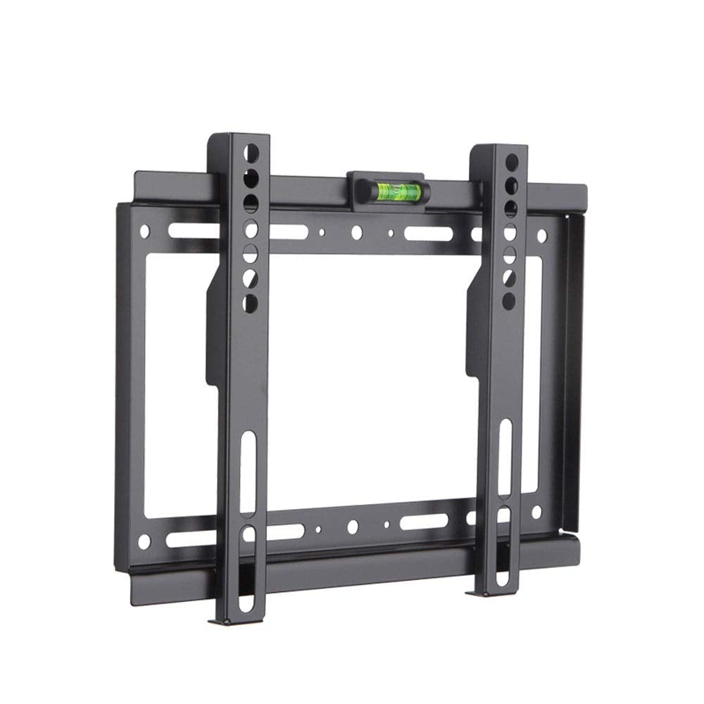 Zhao Li Household TV Mount Universal 40KG Fixed TV Wall Mount Bracket Fixed Flat Panel TV Stand Holder Frame for 14-32 Inch Plasma TV HDTV LCD LED Monitor Home Appliance Base