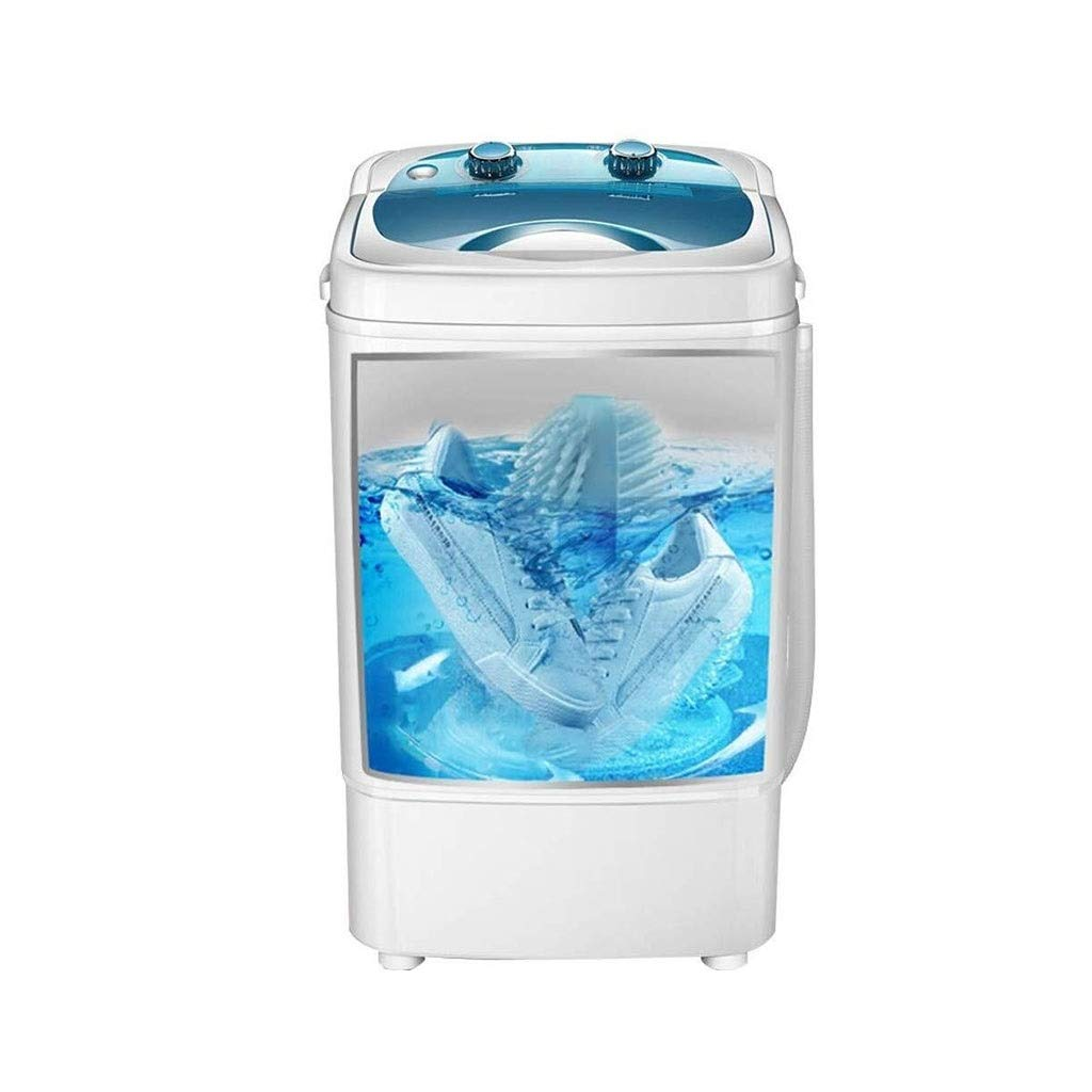 Compact Shoes Washing Machine, Portable Shoes Washer Mini Smart Lazy Shoes Brush Artifact Possess Odor Elimination Gifts