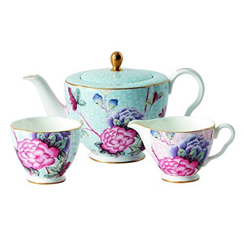 Wedgwood Cuckoo 3-Piece Tea Story Set