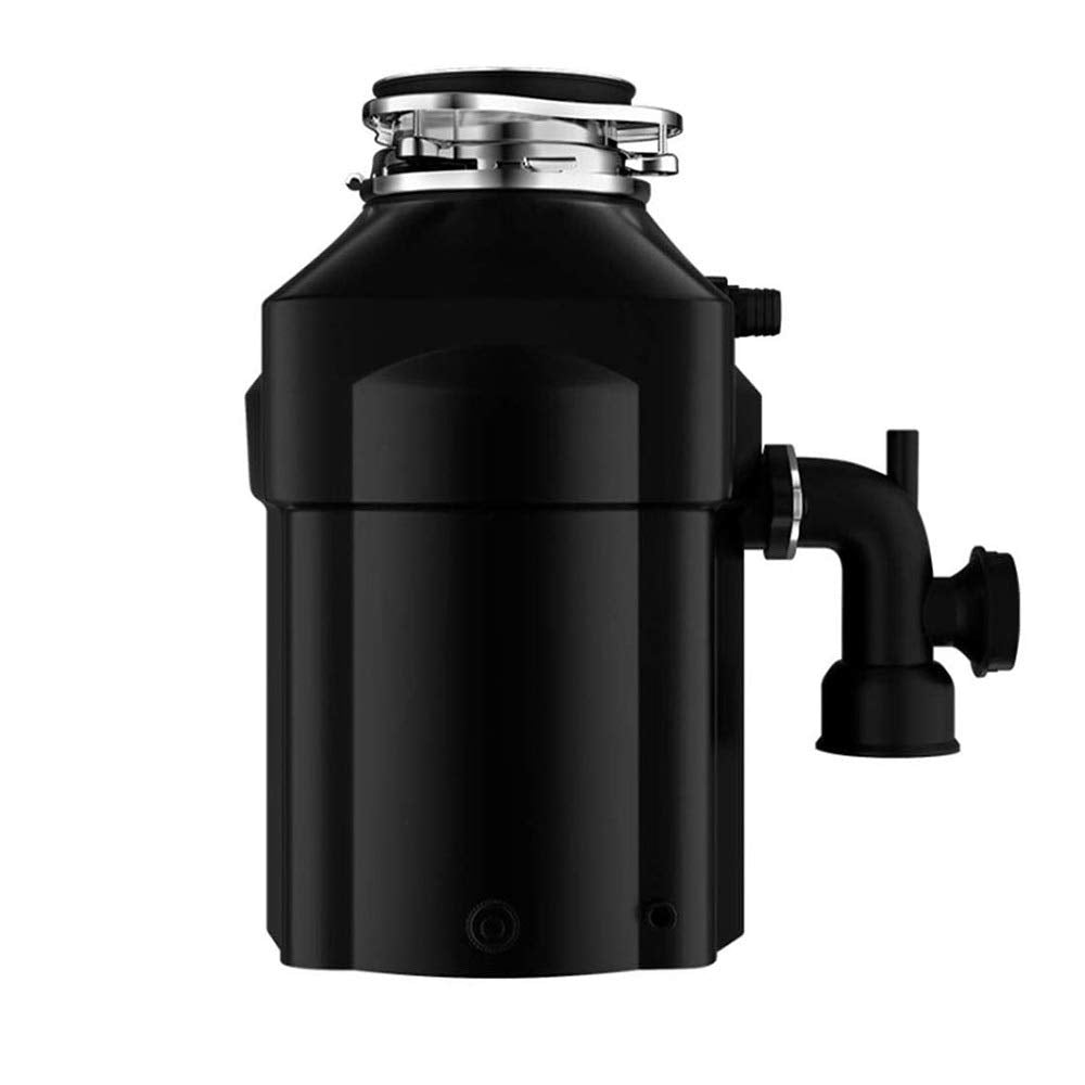 SMLZV Food Waste Disposer,Garbage Disposal,Silent Kitchen Waste Grinder Large Capacity,Wireless Control