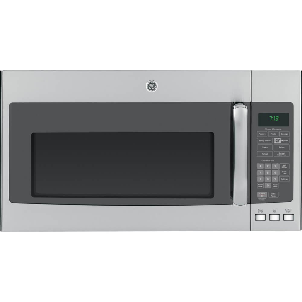 GE JVM7195SFSS 1.9 Cu. Ft. Stainless Steel Over-the-Range Microwave
