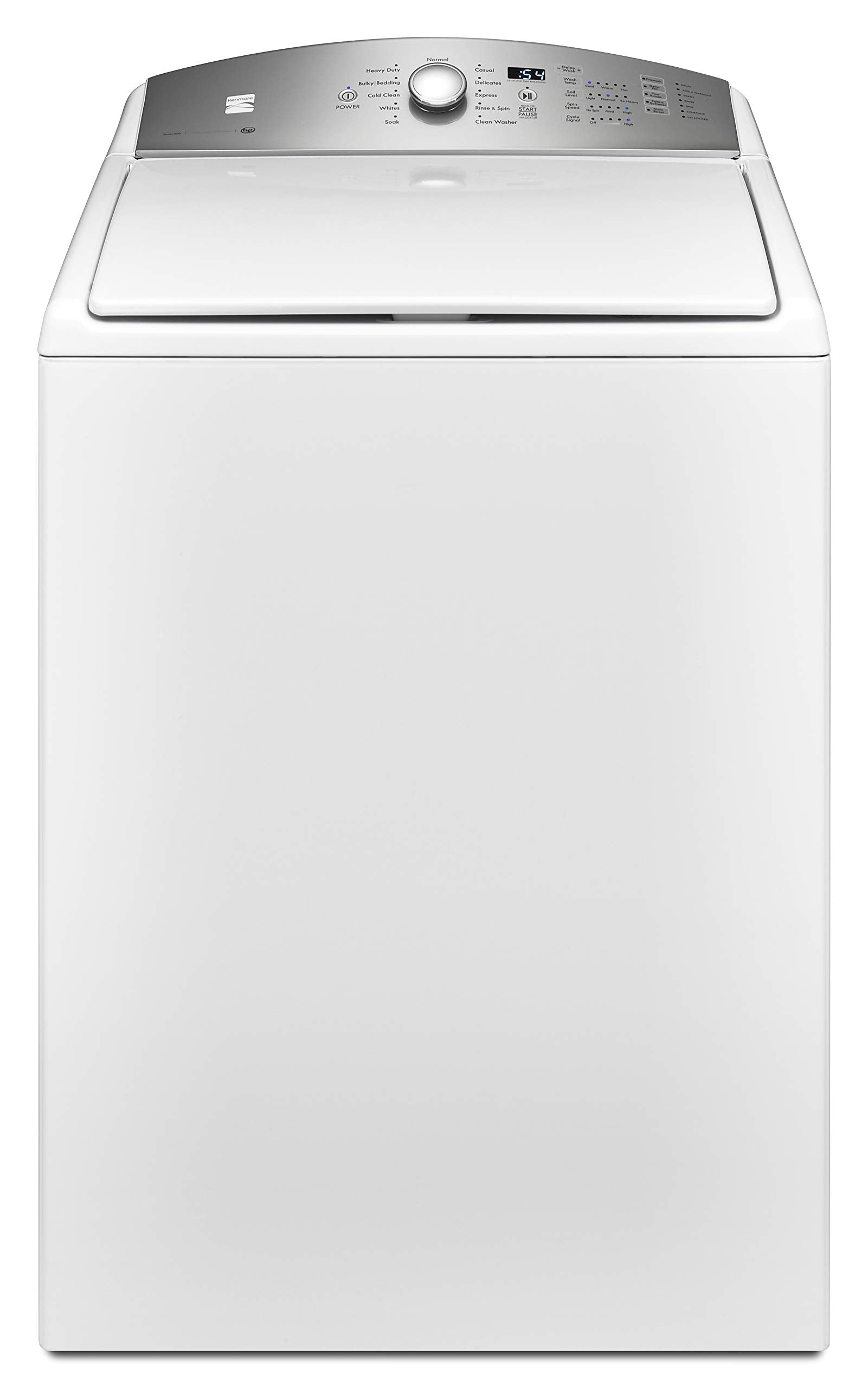 Kenmore 2626132  4.8 cu.ft. Top Load Washer with Triple Action Impeller in White, includes delivery and hookup