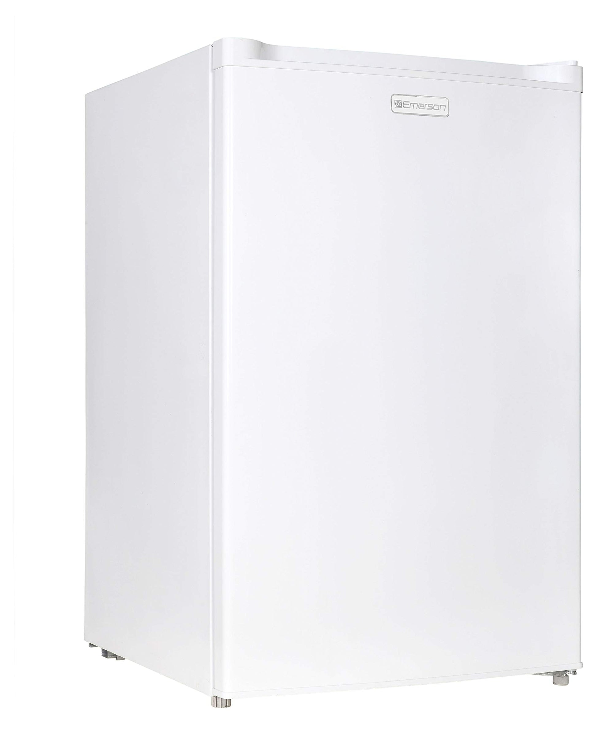 Emerson CR440WE 4.4 Cubic Foot Compact Single Door Refrigerator, White