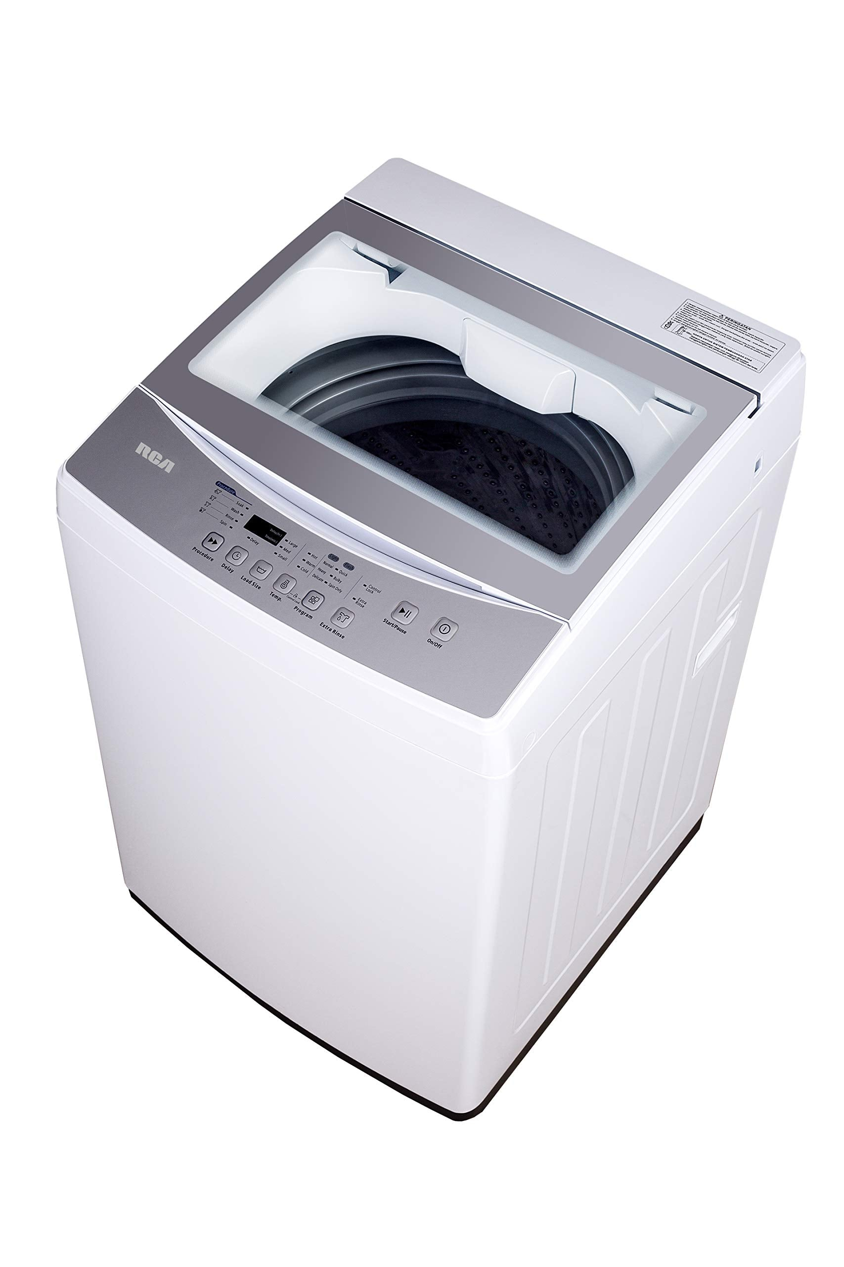 RCA 2.0 cu ft Portable Washer, White